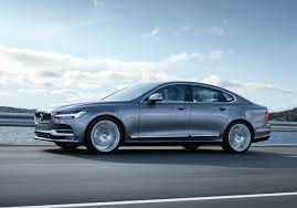 volvo 2017 volvo s90 review a high tech luxury sedan