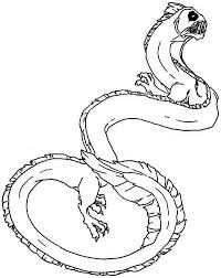 sea monster coloring pages coloring