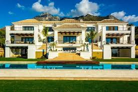 style mansions spectacular contemporary style mansion spain luxury homes