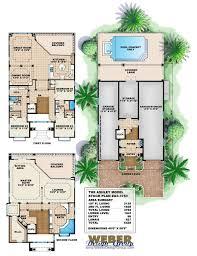 2 story beach house plans house plan narrow lot story beach plans small on pilings 15035nc