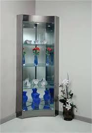 glass corner curio cabinet modern corner curio yurui me