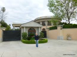 the mansion from
