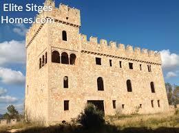 Tarragona Spain Map by Castle For Sale In Spain Tarragona Elite Sitges Homes Com