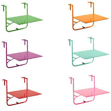 daily living aid homecare balcony hanging table products