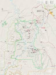 Utah Parks Map by Canyonlands Maps Npmaps Com Just Free Maps Period