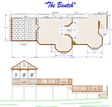 screened in porch and deck plans design and ideas