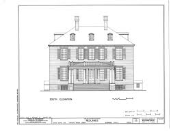 historic colonial floor plans redlands covesville virginia wikipedia