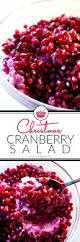 cranberry salads thanksgiving christmas cranberry salad u2022 food folks and fun