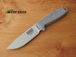 esee kitchen knives esee 4 knife with standard pommel desert esee 4p uc mb