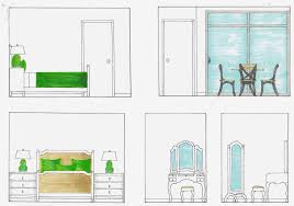 Floor Plan Elevations by Lately Floor Plan And Elevations Of A Bedroom I Designed
