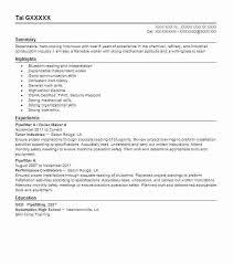 Indeed Resume Builder Pipefitter Resume Sample Excellent Design Indeed Resume Template 5