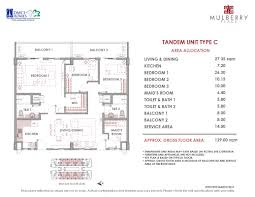 Naia Terminal 1 Floor Plan by Mulberry Place Dmci Homes Corp Condo For Sale Real Estate