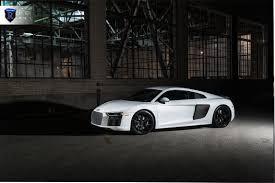 Audi R8 Matte Black - 2017 audi r8 u2013 rohana wheels