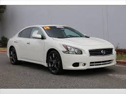 2014 Nissan Maxima Interior Used 2014 Nissan Maxima For Sale Pricing U0026 Features Edmunds