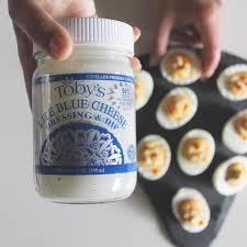 lite blue cheese u2014 toby u0027s family foods