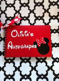 personalized autograph books 106 best can i get your autograph images on disney