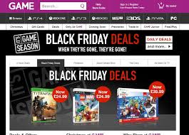 black friday ps4 black friday game begins deals on xbox one ps4 pc and wii u titles