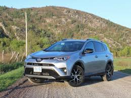 toyota awd 2016 toyota rav4 awd review competent gets the reward the