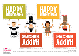 free thanksgiving printables for catch my