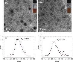 synthesis of nanoparticle ct contrast agents in vitro and in vivo