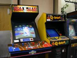 Nba Jam Cabinet Atariage Houston Area Arcade Group 2004 Expo Page 2