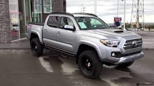 best tires for toyota tacoma lifted 2016 toyota tacoma trd sport on 265 70r17 tires