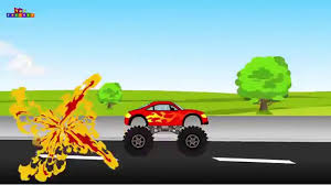 monster truck game video monster truck stunt monster trucks for children monster truck