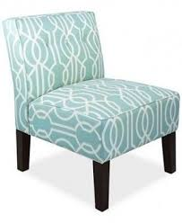 Aqua Accent Chair Reclining Accent Chairs Foter