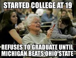 Ohio State Michigan Memes - de 592 bästa buckeye bitchigan beatdown bilderna på pinterest