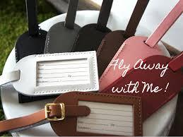 luggage tag wedding favors luggage tag favors wedding favors fly away with me luggage tag