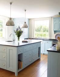 houzz blue kitchen cabinets light blue cabinets houzz