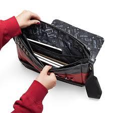 star trek tng uniform messenger bags exclusive thinkgeek