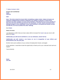 employee recognition letter template 5 salary increase letter template uk salary slip 5 salary increase letter template uk