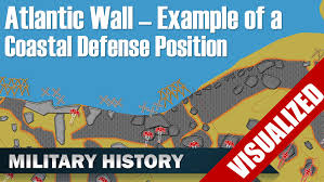 atlantic wall d day example of a coastal defense position