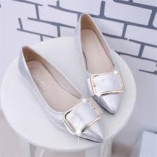 wedding shoes direct wedding shoes direct selling sale basic fashion slip on flock