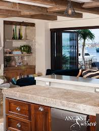 Kitchen Countertops Decorating Ideas by Magnificent 60 Limestone Kitchen Decorating Decorating