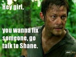 Walking Dead Birthday Meme - simple walking dead birthday meme hey girl daryl dixon kayak