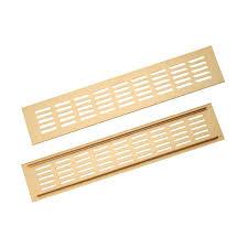 grille ventilation cuisine grille aération pour four frigo la quincaillerie du meuble