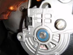 quick question about saturn alternator wiring using oem saturn