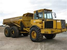 dump truck volvo a25c articulated 25 tonne 2000 at moolap