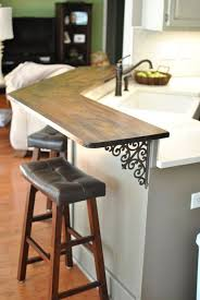 small kitchen breakfast bar ideas best 25 kitchen bar counter ideas on kitchen