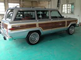 1991 jeep grand find used 1991 jeep grand wagoneer edition low