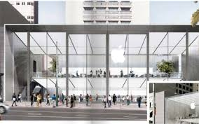 apple store to use stunning photovoltaic glass floor to be 100