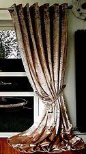 Gold Velvet Curtains Gold Window Curtains Ebay