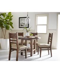 Avondale Round Dining Set Pc Dining Table   Side Chairs - Round dining room tables for 4