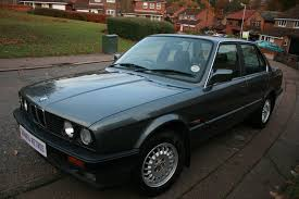 bmw e30 325i se very low mileage full service history stored in