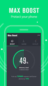 max apk max boost phone clean speed booster utility apk for