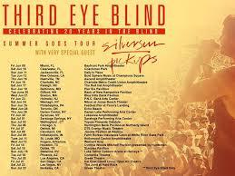 Las Vegas Blind Center Third Eye Blind To Take Over Bandsintown U0027s Instagram Live From San