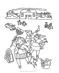 summer vacation coloring pages summer holiday coloring pages coloringpages1001 com