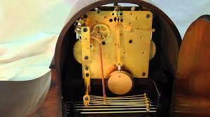 Mantle Clock Repair Seth Thomas Antique Mantel Clock 113 Movement Westminster
